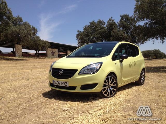 Probamos la nueva gama de motores diésel de Opel 4