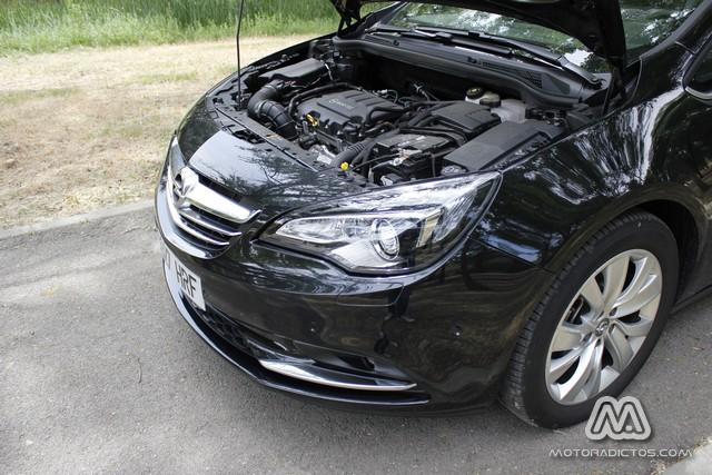 Prueba: Opel Cabrio 1.4 140 CV (diseño, habitáculo, mecánica) 4