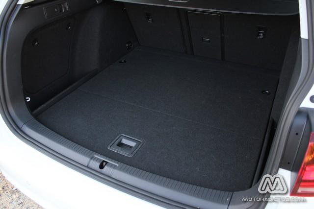 Prueba: Volkswagen Golf Variant TDI 150 CV DSG (diseño, habitáculo, mecánica) 8