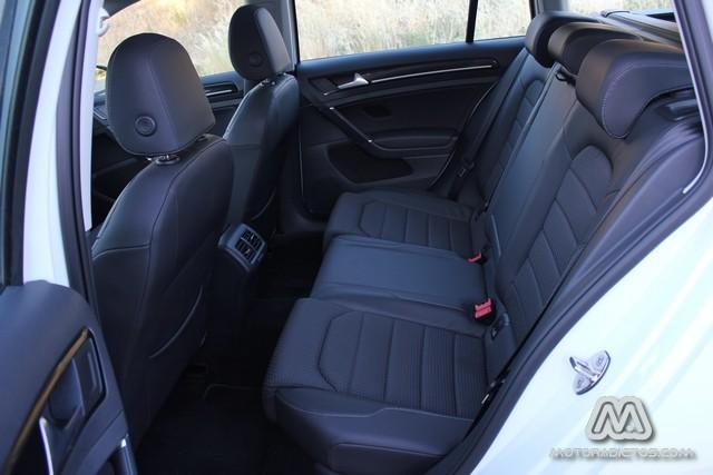 Prueba: Volkswagen Golf Variant TDI 150 CV DSG (diseño, habitáculo, mecánica) 9