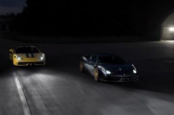 636 caballos para el Ferrari 458 Speciale de Novitec Rosso