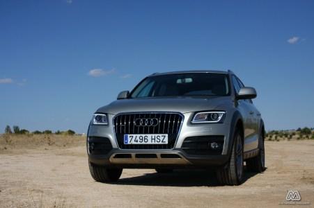 Prueba: Audi Q5 2.0 TDI 177 CV Quattro (equipamiento, comportamiento, conclusión)