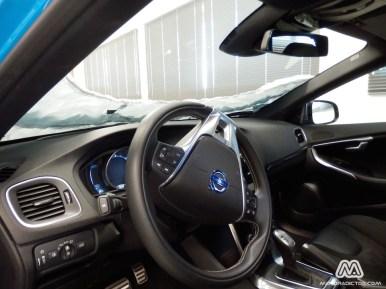 Conocemos más en profundidad los sistemas de seguridad del Volvo V40