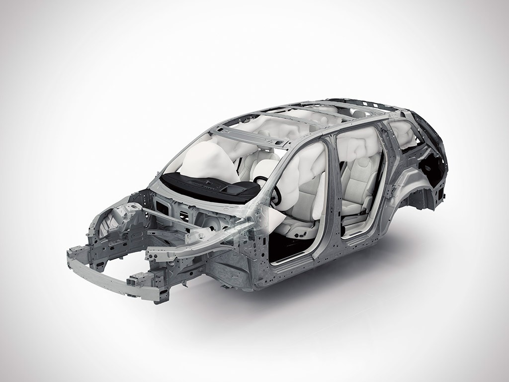 El Volvo XC90 será uno de los SUV más seguros del mundo 3