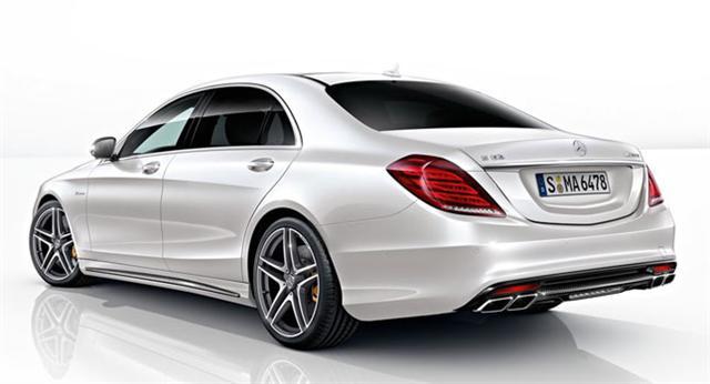 Mercedes y AMG estudian utilizar turbocompresores eléctricos 2