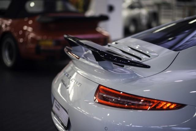 Porsche 911 Turbo S GB Edition, edición limitada exclusiva para Inglaterra 5
