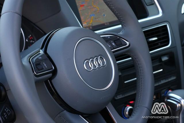 Prueba: Audi Q5 2.0 TDI 177 CV Quattro (equipamiento, comportamiento, conclusión) 3