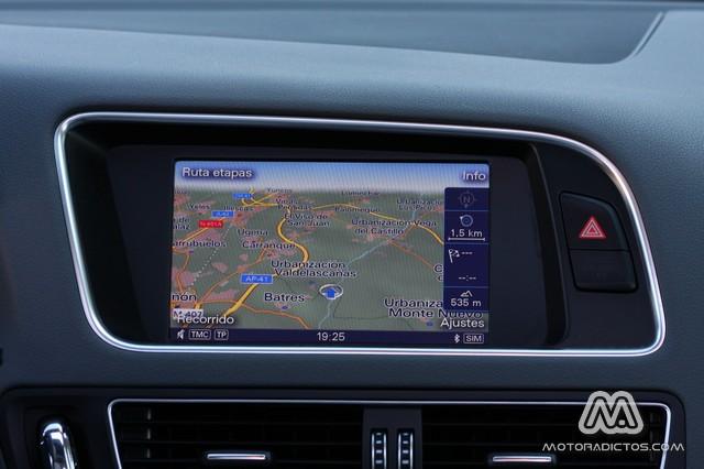 Prueba: Audi Q5 2.0 TDI 177 CV Quattro (equipamiento, comportamiento, conclusión) 5