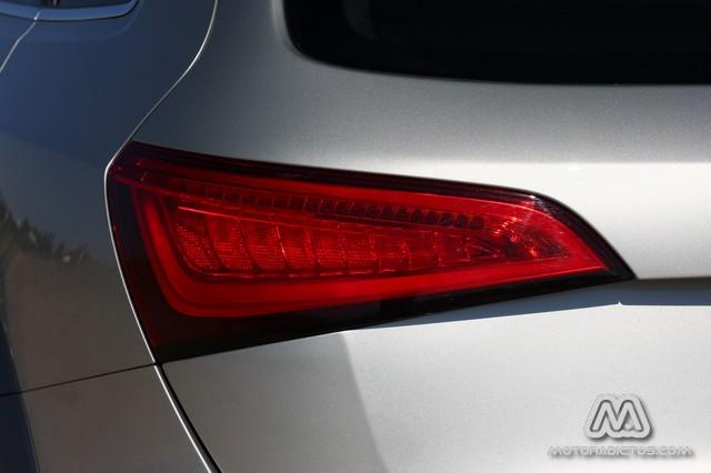 Prueba: Audi Q5 2.0 TDI 177 CV Quattro (equipamiento, comportamiento, conclusión) 10