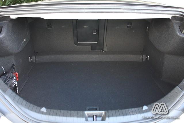 Prueba: Mercedes Benz CLA 220 CDI AMG Line (diseño, habitáculo, mecánica) 8