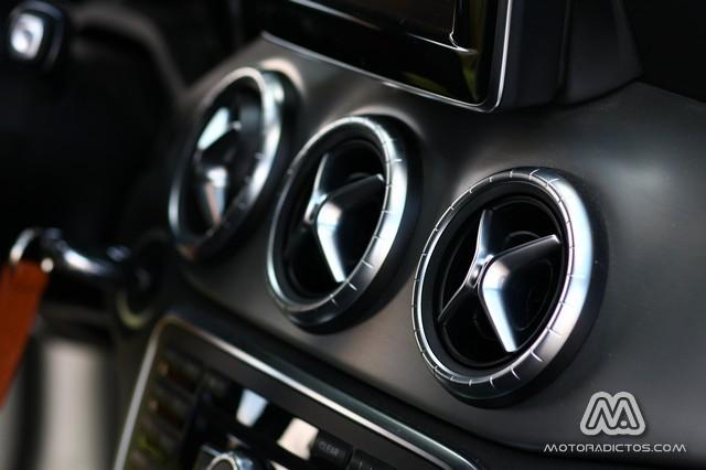 Prueba: Mercedes Benz CLA 220 CDI AMG Line (diseño, habitáculo, mecánica) 10