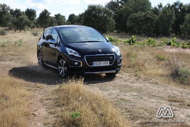 Prueba: Peugeot 3008 HYbrid4 (equipamiento, comportamiento, conclusión) 4