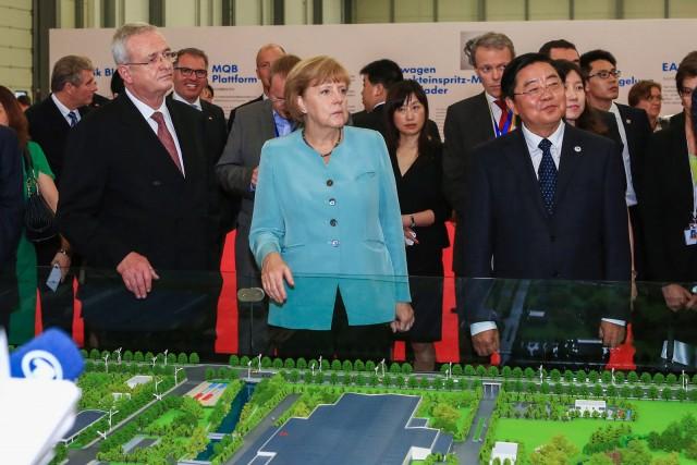 Volkswagen invertirá 2.000 millones en dos nuevas plantas en China 3