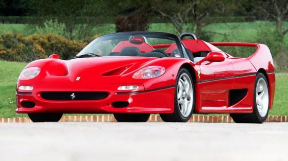 A subasta una fantástica y completa colección de coches