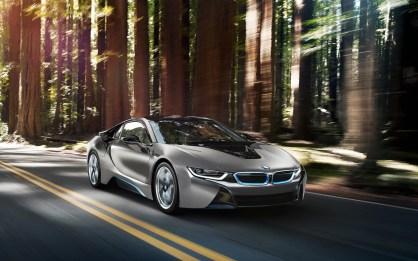 Oficial: BMW i8 Concours d'Elegance Edition
