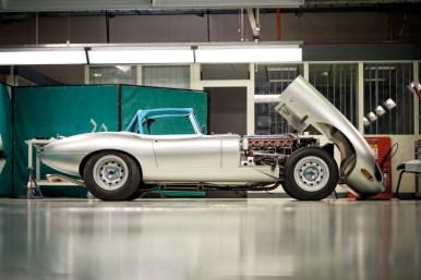 Jaguar E-Type Lightweight: De vuelta a los años 60