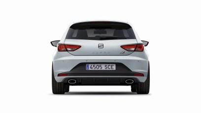 El SEAT León Cupra estrena los paquetes Black Line, White Line y Performance Pack
