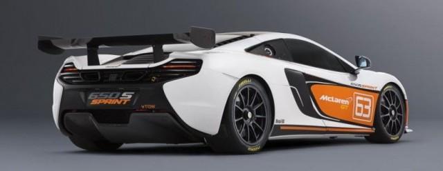 McLaren presenta el 650S Sprint, una bestia exclusiva para circuito 2
