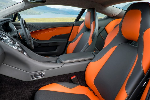 Mejoras mecánicas para el Aston Martin Vanquish 2015 2