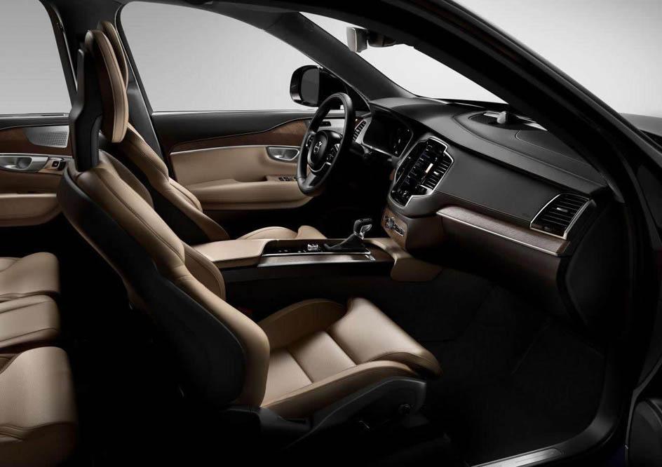 Volvo XC90 2015: Ya es oficial 2