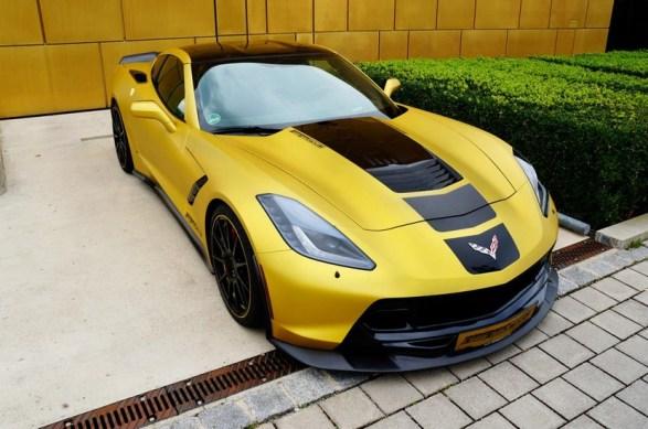 GeigerCar se atreve con el Chevrolet Corvette Stingray