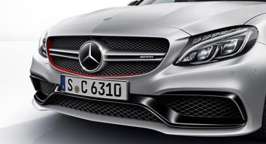 Llega el Mercedes-Benz C63s AMG Edition 1