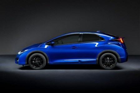 Honda Civic 2015: Restyling con destino París