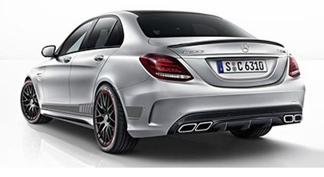 Llega el Mercedes-Benz C63s AMG Edition 1 2