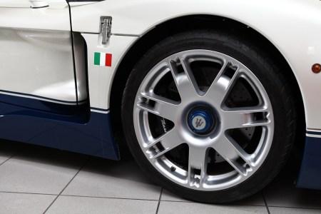 A la venta un exclusivo Maserati MC12 por 1'3 millones de euros