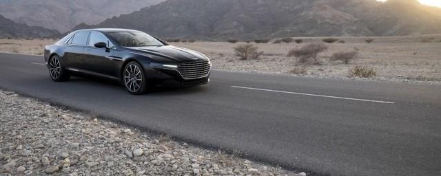 Megagalería de imágenes: Aston Martin Lagonda 2