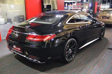 A la venta el primer Mercedes S63 AMG Coupe en Dubai