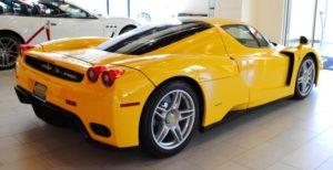 A la venta un Ferrari Enzo con 3.500 km 1