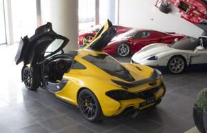 A la venta un McLaren P1 en Arabia Saudi 2