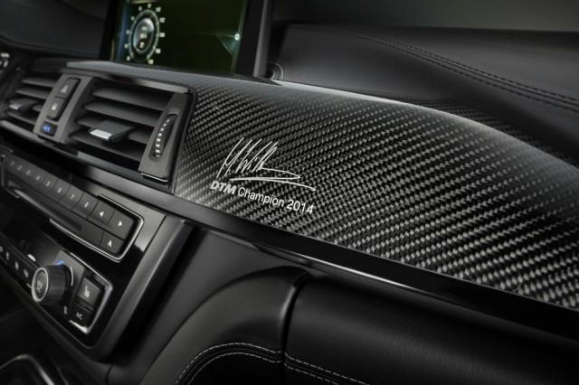BMW lanza un M4 exclusivo para celebrar el campeonato DTM 3