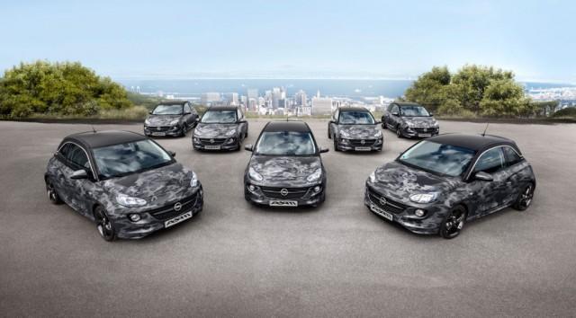 Conoce el nuevo Opel ADAM by Bryan Adams
