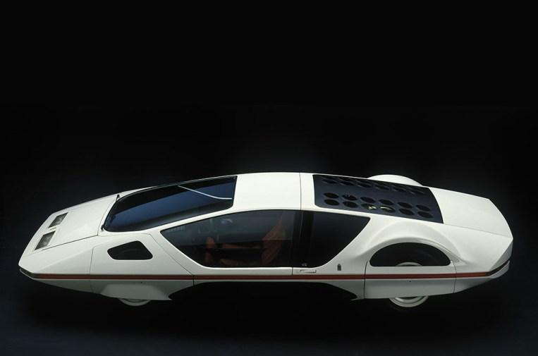James Glickenhaus se hace con el Ferrari Modulo Concept
