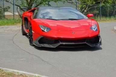 Mansory nos muestra su espectacular Lamborghini Aventador