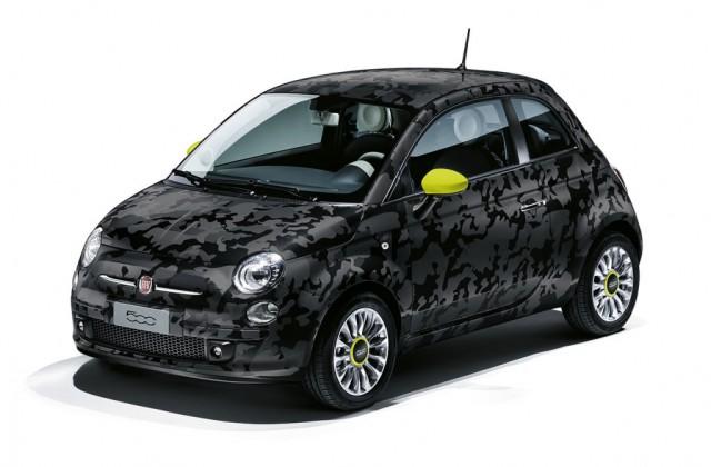 """Luce un Fiat 500 """"diferente"""" gracias a los 500 Couture 3"""