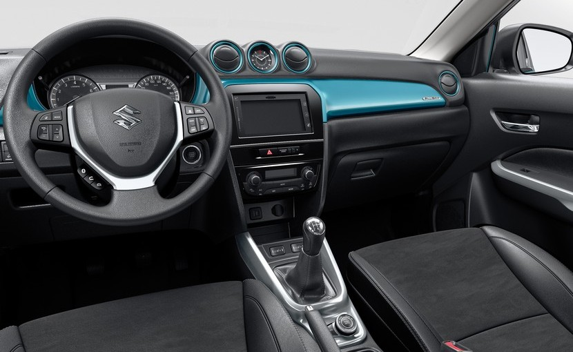 París 2014: Suzuki presenta la nueva generación del Vitara 1