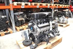 Ponen a la venta el motor V12 de un Ferrari Enzo
