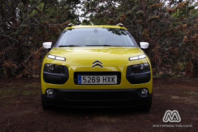 Prueba: Citroën C4 Cactus e-HDI 92 CV ETG6 (diseño, habitáculo, mecánica) 1