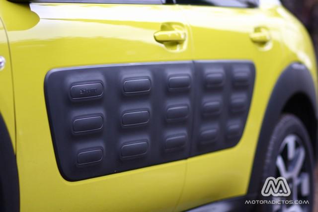 Prueba: Citroën C4 Cactus e-HDI 92 CV ETG6 (diseño, habitáculo, mecánica) 4