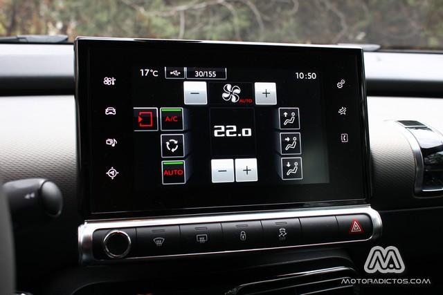 Prueba: Citroën C4 Cactus e-HDI 92 CV ETG6 (diseño, habitáculo, mecánica) 11