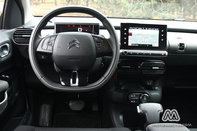 Prueba: Citroën C4 Cactus e-HDI 92 CV ETG6 (equipamiento, comportamiento, conclusión) 5