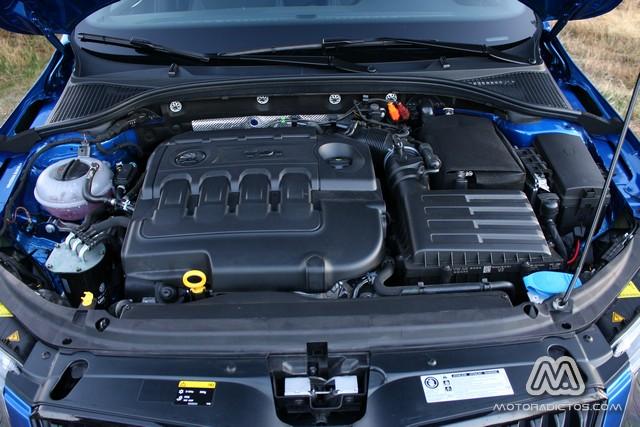 Prueba: Skoda Octavia RS TDI 184 CV (diseño, habitáculo, mecánica) 4