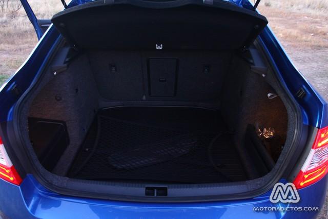 Prueba: Skoda Octavia RS TDI 184 CV (diseño, habitáculo, mecánica) 10