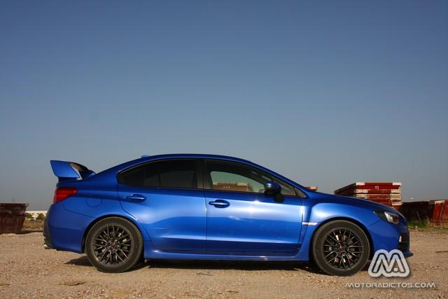 Prueba: Subaru WRX STI (diseño, habitáculo, mecánica) 2
