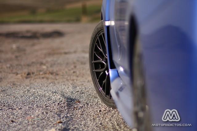 Prueba: Subaru WRX STI (diseño, habitáculo, mecánica) 5