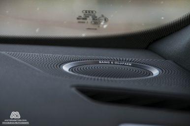 Prueba: Audi SQ5 V6 TDI 313 CV  (equipamiento, comportamiento, conclusión)