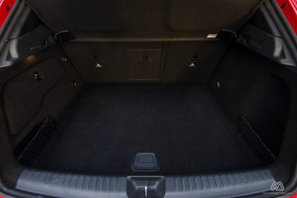 Prueba: Mercedes Benz GLA 220 CDI 4MATIC (equipamiento, comportamiento, conclusión)